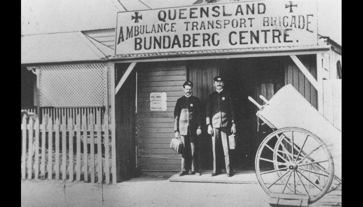QATB Centre, Bundaberg (ca. 1907)