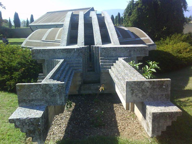251 best tomba brion cemetery san vito d 39 altivole italy for Carlo scarpa tomba