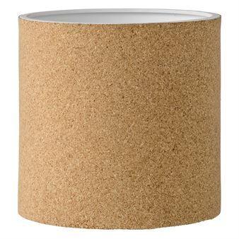 Bloomingville flower pot cork - 13 cm - Bloomingville