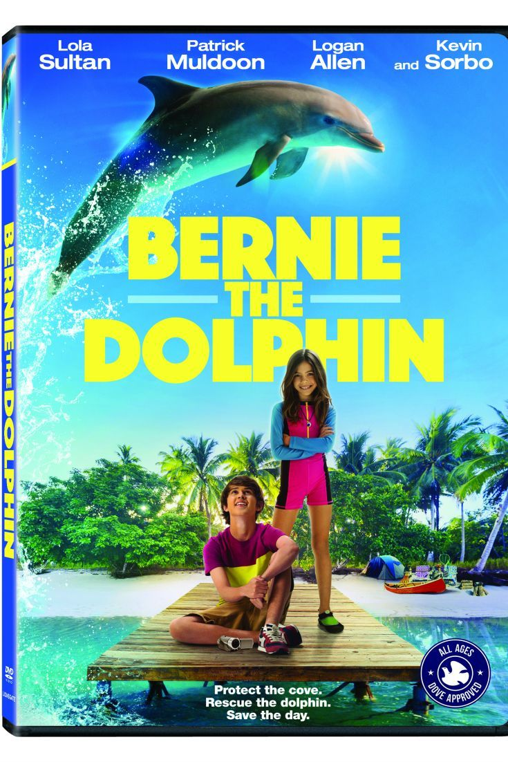Bernie The Dolphin Dvd Family Friendly Movie Rated G Baixar Filmes Golfinhos Filmes Familiares