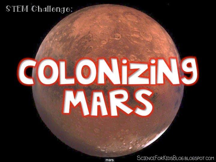 building a community on mars