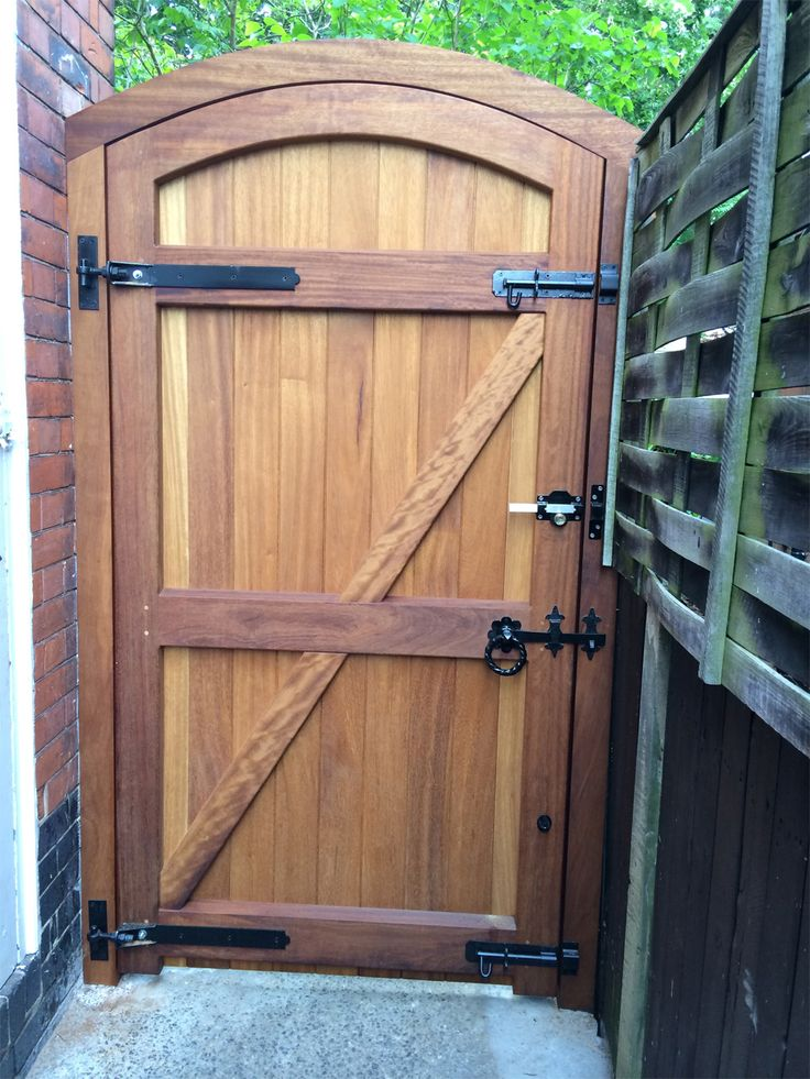 Entry gates are most important of a house. Mitech Joinery offer wooden entry gates that you feel more comfortable and safe. Contact us now.