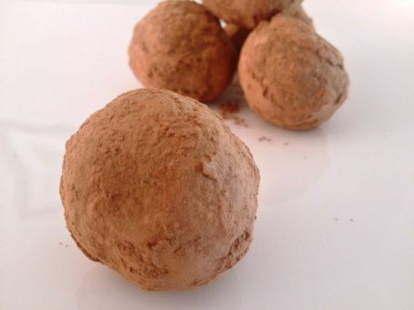 @honey bee bee nougat goji cashew cacao ball delights #recipe, mixed up with your TM!