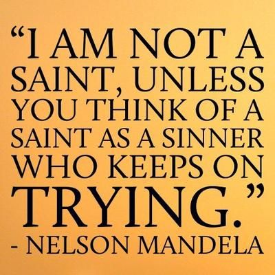   The 23 Best Nelson Mandela Quotes   Deseret News