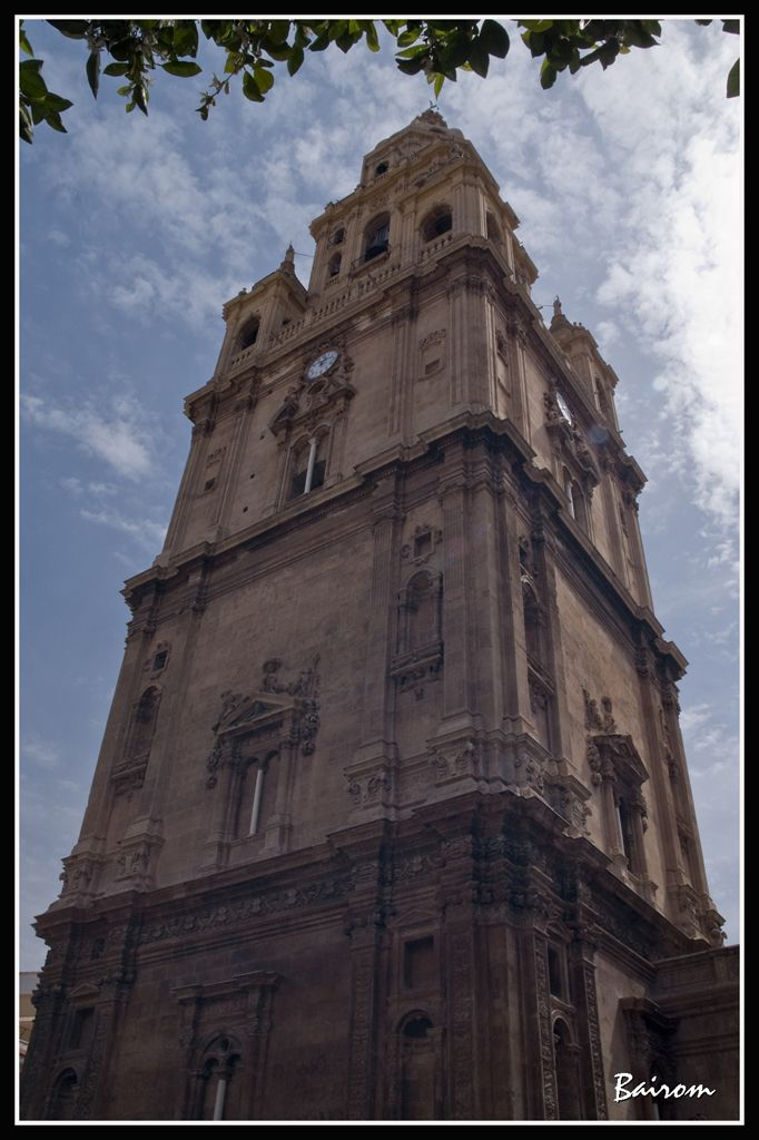 torre catedral de murcia | Torre de la catedral de Murcia | fotos de Ciudades y ...