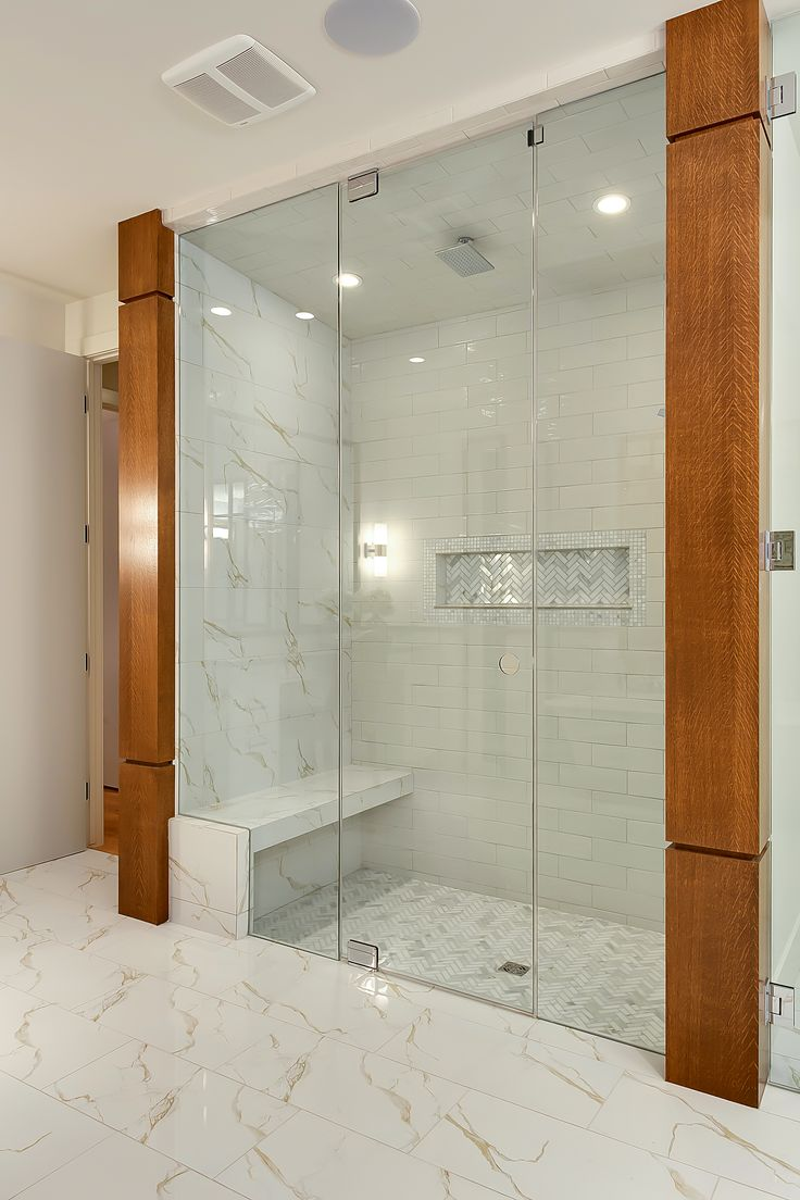 Custom 10mm Clear Glass Shower Door