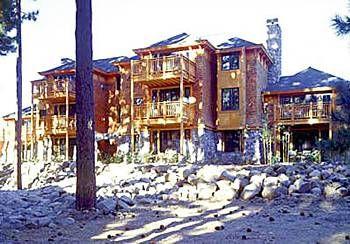 The Hyatt High Sierra Lodge offers traditional lodgings near beautiful Lake Tahoe