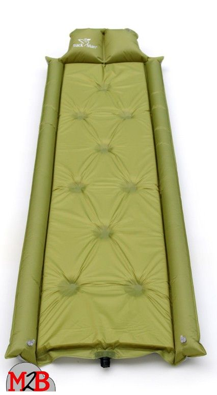 M2B154 MATELAS GONFLABLE CAMPING AUTOGONFLANT