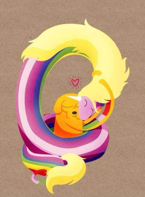 Adventure Time! So cute <3