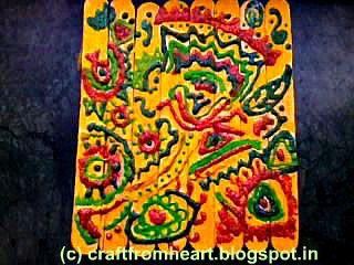 coasters can be customised with warli design, madhubani design, mandala or zentangles