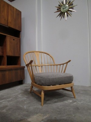 Retro Ercol Windsor Armchair