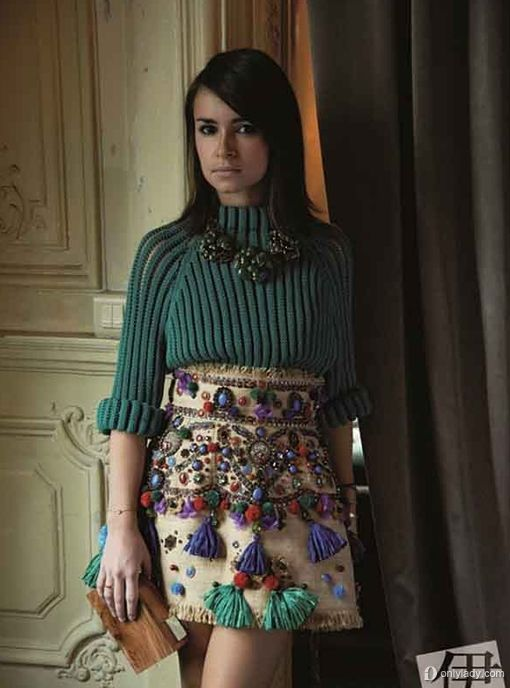 "Miroslava Duma - a Russian ""It"" Girl (Part III) - Page 517 - PurseForum"