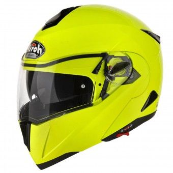 Casque Modulable Airoh C100 High Visibility http://www.icasque.com/Casque-moto/Modulable/C100-High-Visibility/