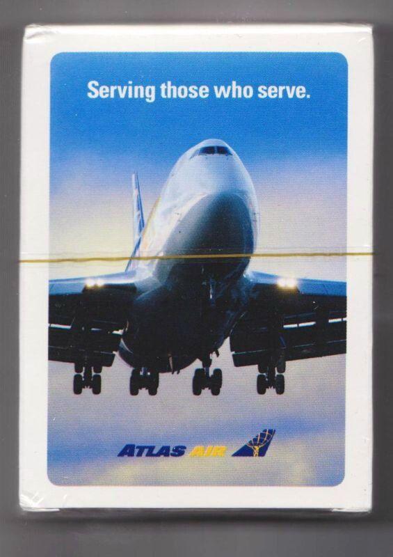 Atlas Air playing cards