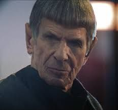 "LEONARD NIMOY ""SPOCK"" HE WILL BE MISSED!""Live long and prosper"""