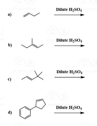 Pin on Alkene Reactions with Practice Problems