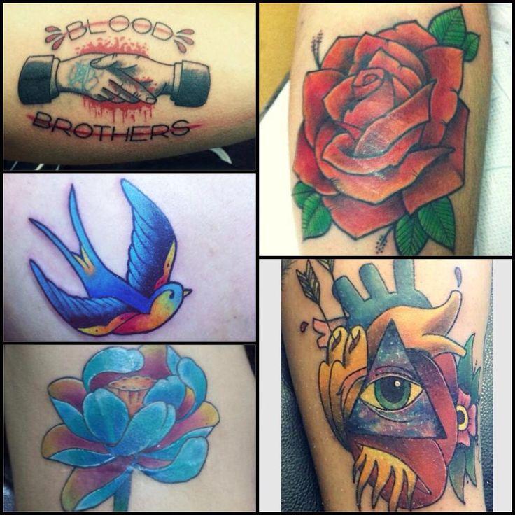 Sebastian Araya Saa - Tattoo Artist - Santiago de Chile http://instagram.com/sebas_araya