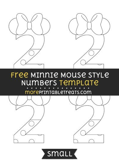 The  Best Number Templates Ideas On   Number Template