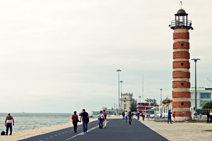 Lisabona-Portugalia light house