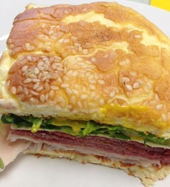 Low Carb sub for sandwich bread - This may change my life!