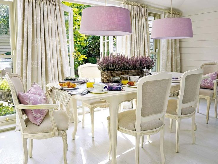 405 best comedores images on pinterest dining rooms for Como decorar un comedor grande