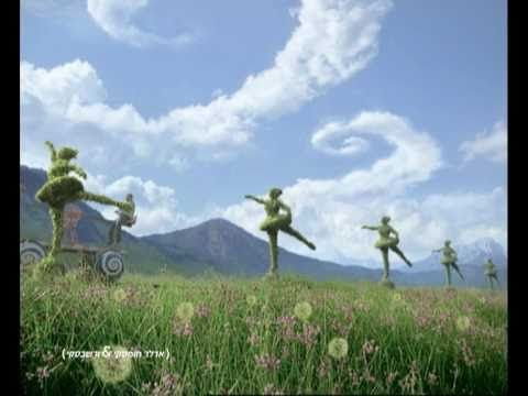 Broadcast Commercial - Pelephone Train / פרסומת פלאפון רכבת