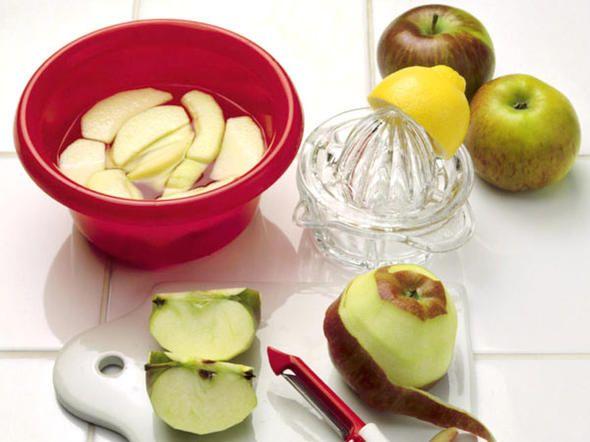 Apfeltaschen - Zutaten für ca. 30 Stück:
