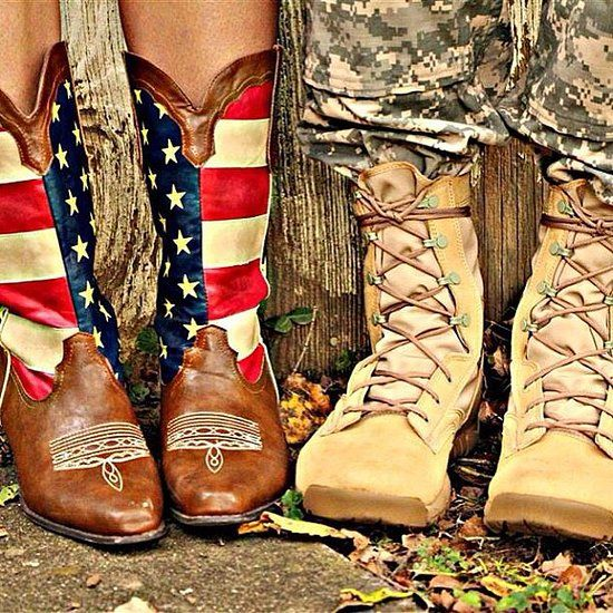 8 Pictures of Military Love That'll Melt Your Heart & make you sob, if you're a sap like me lol.