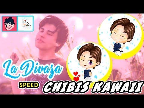 Chibis Kawaii Speed de La Divaza Colaboración Con Ilustrando Ideas y -xX...