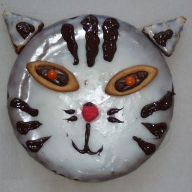 Gateau de tigre