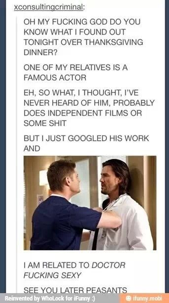 supernatural funny | Tumblr