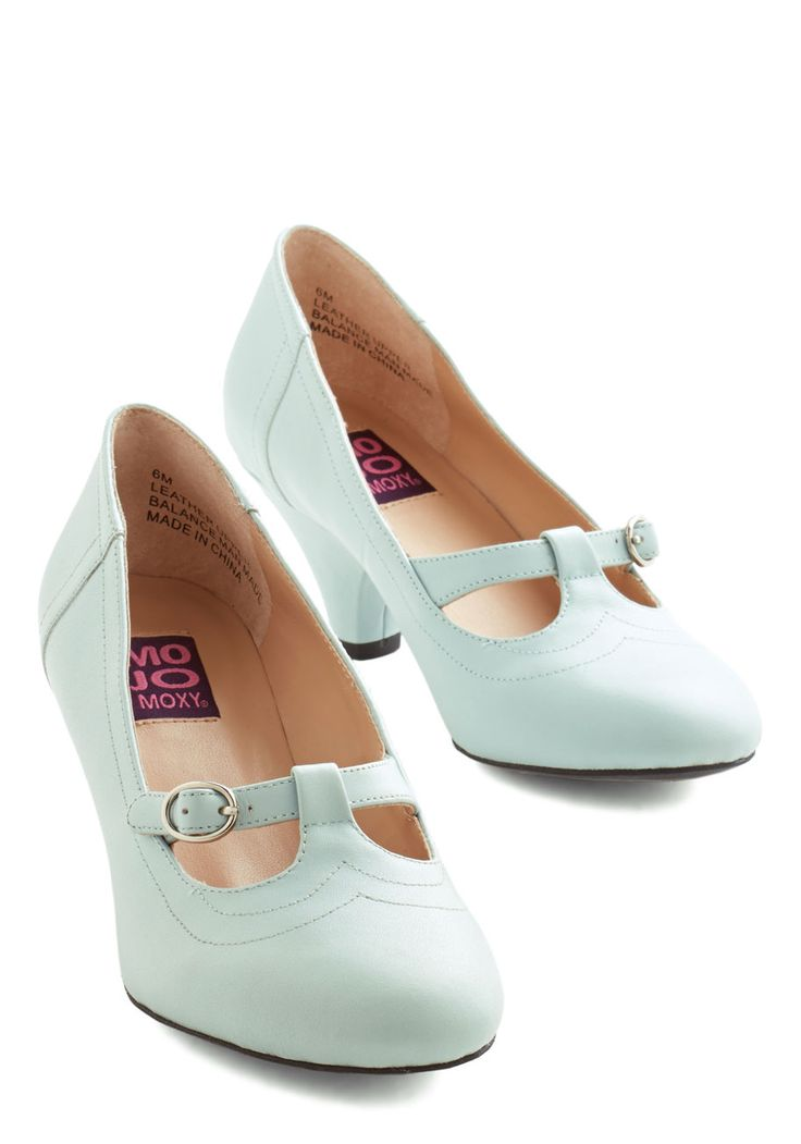 So Much Lovely Heel in Mint, @ModCloth