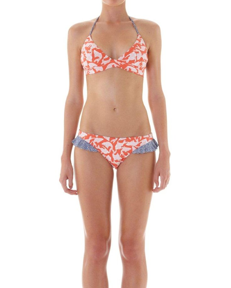Swimming Costumes and sun-protection suits. According to their own marketing, Cape Town. Elsie's River is the place to be if you manufacture swimwear. The Hot Pursuit, Lalola and Cherry swimwear labels (manufactured by AC Activewear) are all made there and sold throughout the country.