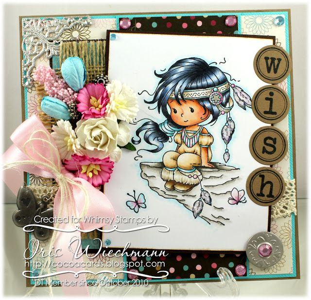 Whimsy Inspirations Blog: wee stamps