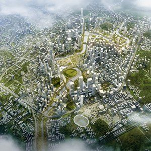 The American Society of Landscape Architects (ASLA), New York chapter, has selected SOM's Guiyang Nanming Culture CBD Master Plan as a 2016 Merit Award winner. The project leverages the growth potential of Guiyang, China while enriching the public realm