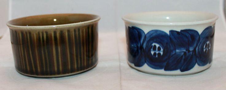 Arabia Finland Wartsila Kosmos Sugar Small Bowl Ulla Procope Made in Finland