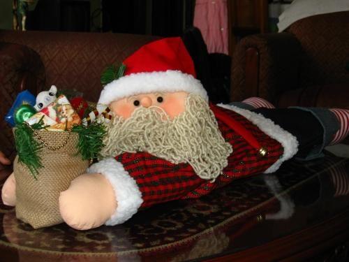 Molde gratis de muñecos de navidad - Imagui