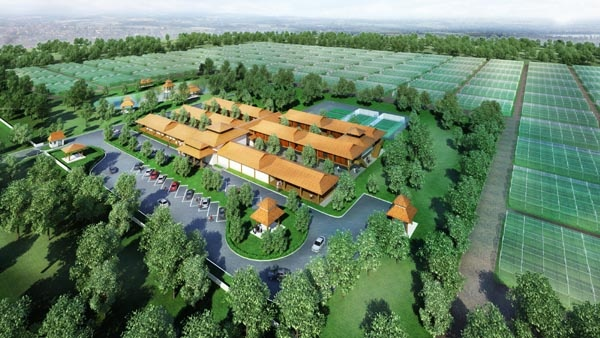 Malaysian Ecovillage:  Smart, Self-Sufficient Communities