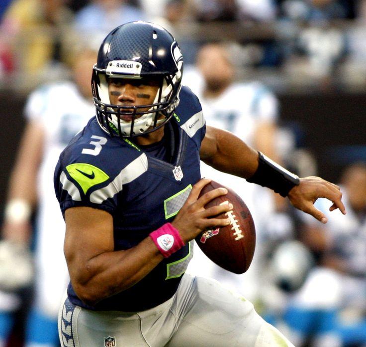 Russel Wilson- Seattle Seahawks