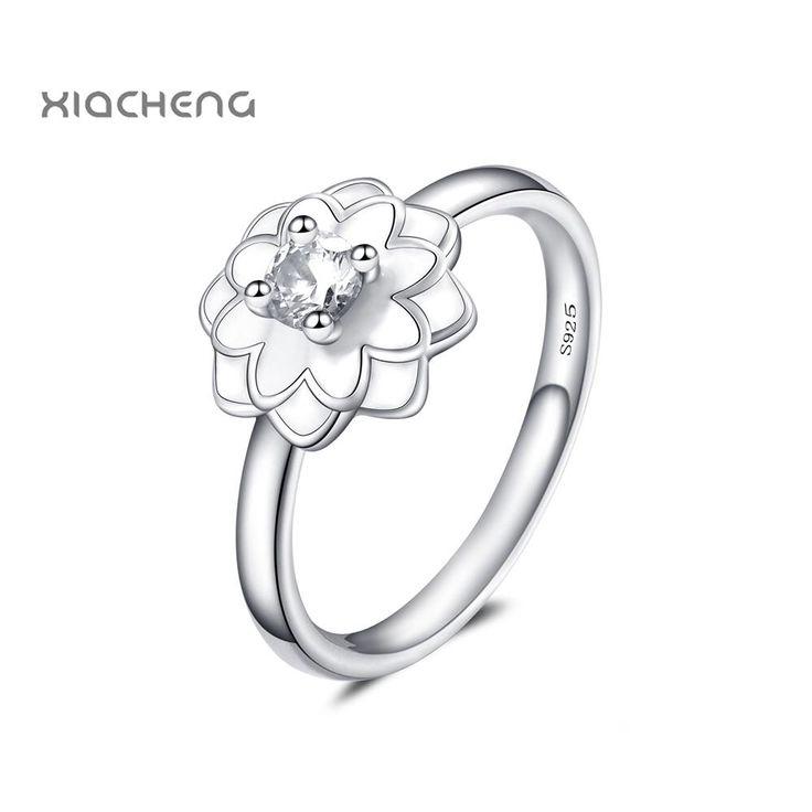 €11.80 Anillo tipo Florecer Magnoia de Pandora 100% Plata Esterlina #ring #anillo #pandora #anillopandora