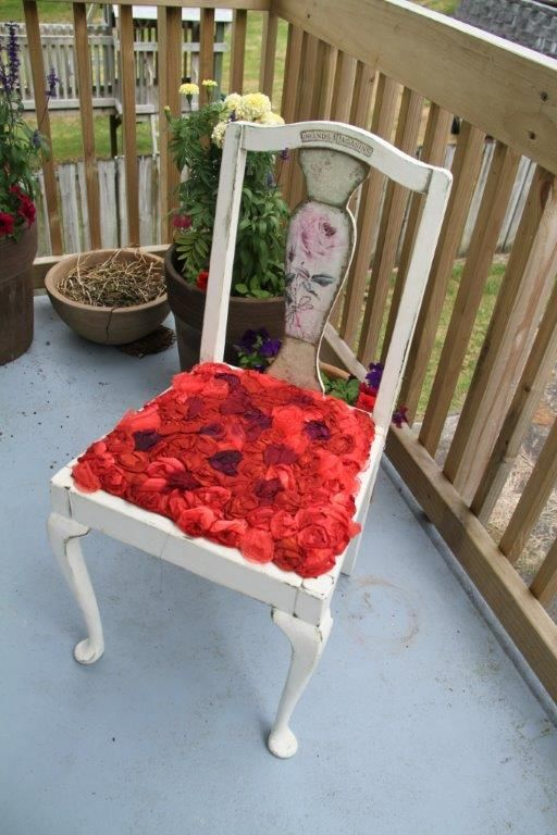 VINTAGE HOME: Up-cycling Furniture and Paint effects TERM 3. Visit our website for more information