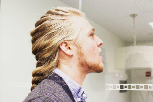 Nasty C Hairstyle: Best 25+ Mens Braids Ideas On Pinterest