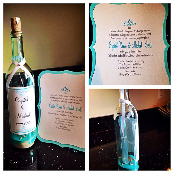 invitation message for wedding in hindi%0A  wedding  invitations Message in a bottle