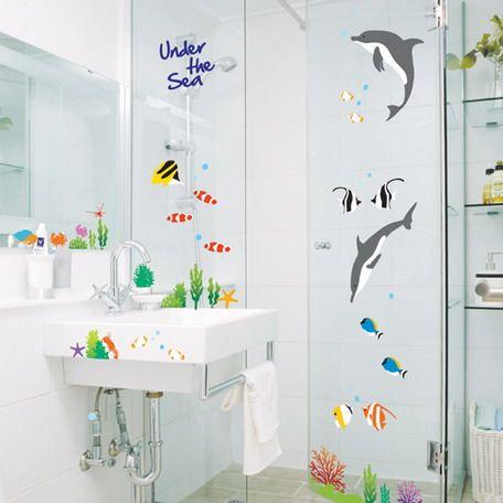 Badezimmer Sticker | 62 Besten Dusche Verschonern Ideen Bilder Auf Pinterest