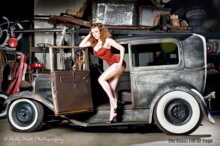 Phrase... nude girls with rat rods can