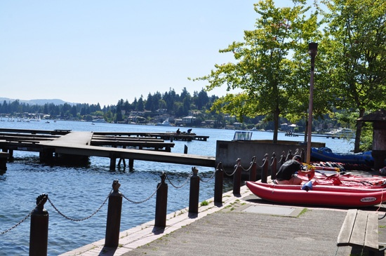 how to get to mercer island from seattle