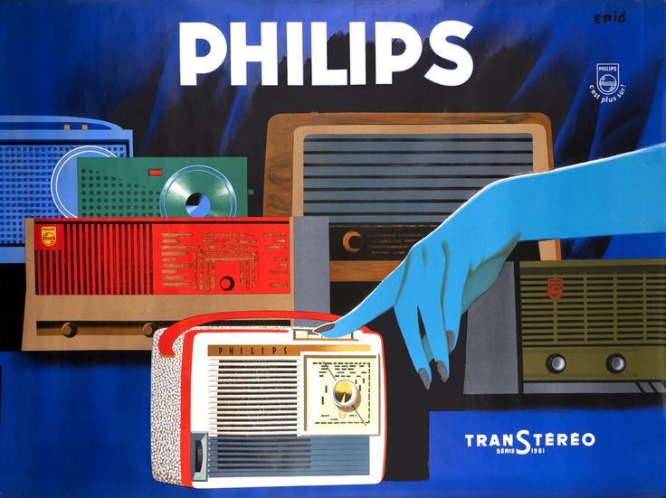 Philips TranStereo Ad.