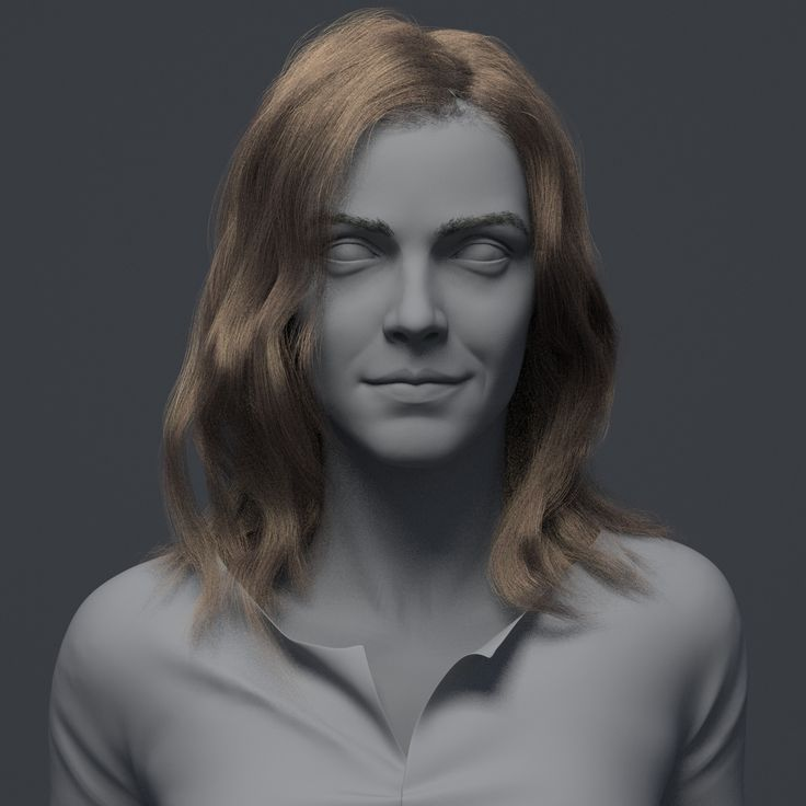 ArtStation - Emma Watson, rongshuang ji