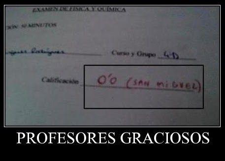 #humor Vaya Face!: Profesores graciosos que ya no respetan nada...