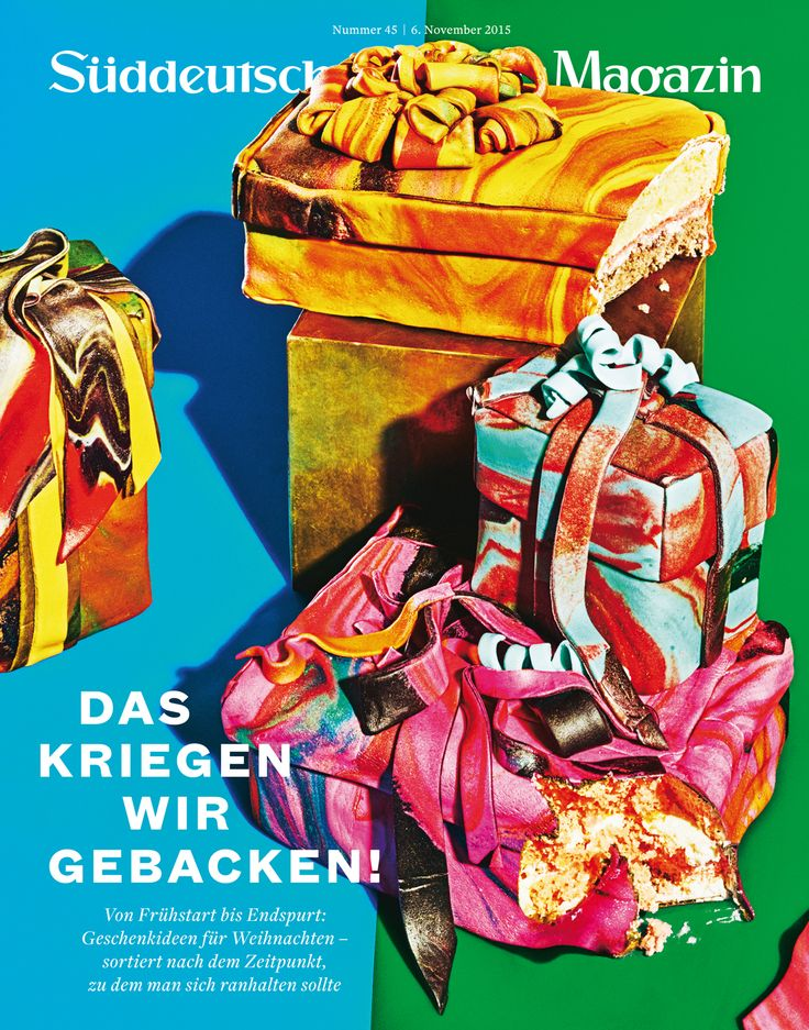 Süddeutsche Zeitung Magazin 45/2015 Coverphoto: Grand Cornett  Art-director Thomas Kartsolis  Deputy Art-director Birthe Steinbeck Design David Henne, Anna Meyer, Jonas Natterer & Daniel Schnitterbaum